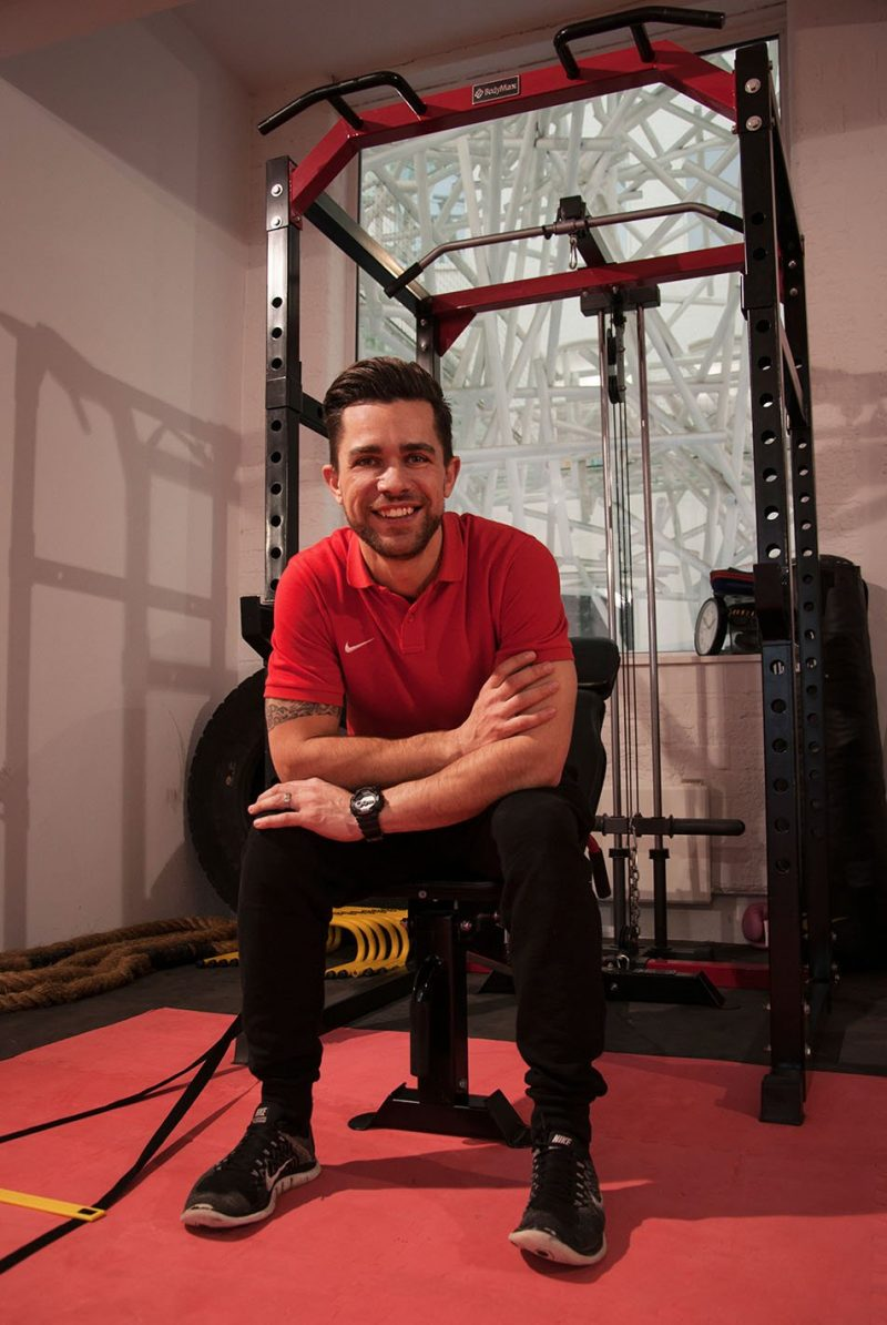 Andy Jones - Personal Trainer