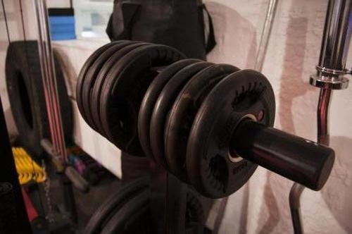 j weights